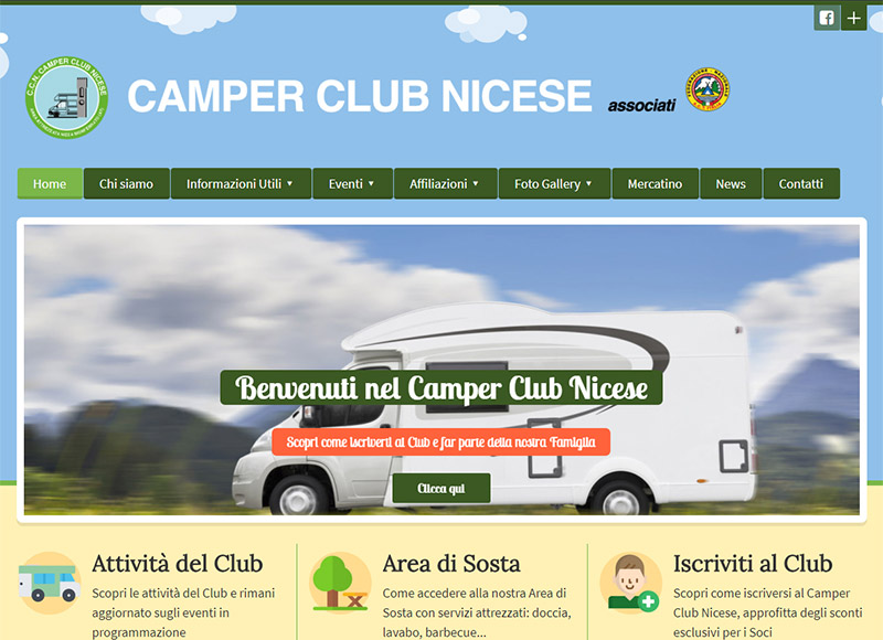 Camper Club Nicese