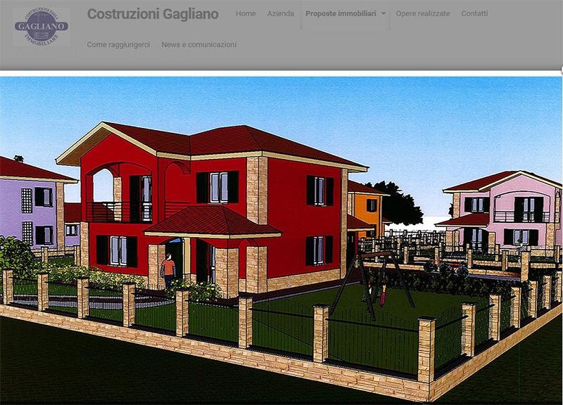 Costruzioni Gagliano – Immobiliare