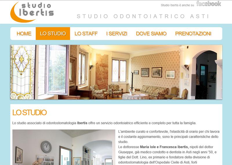 Studio odontoiatrico Ibertis