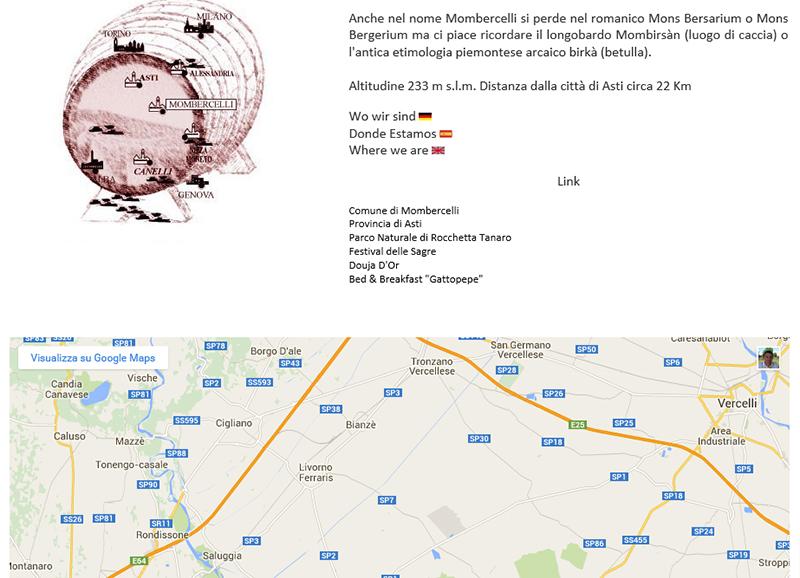 Realizzazione sito web per azienda agricola vitivinicola