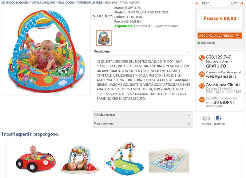 realizzazione sito e-commerce