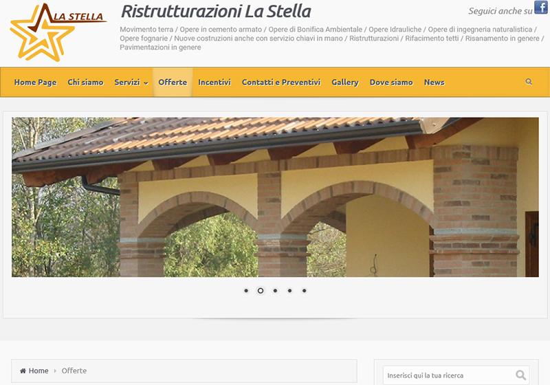 Ristrutturazioni La Stella