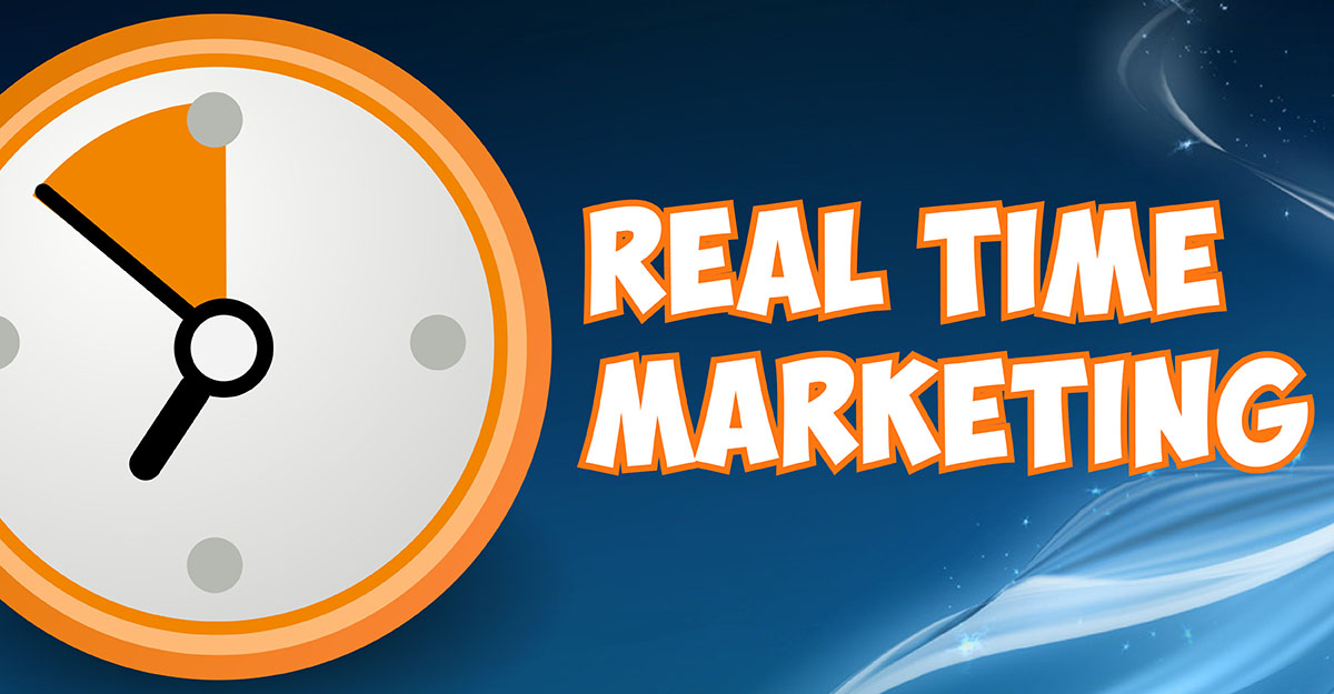 Real Time Marketing: cos'è e come sfruttarlo