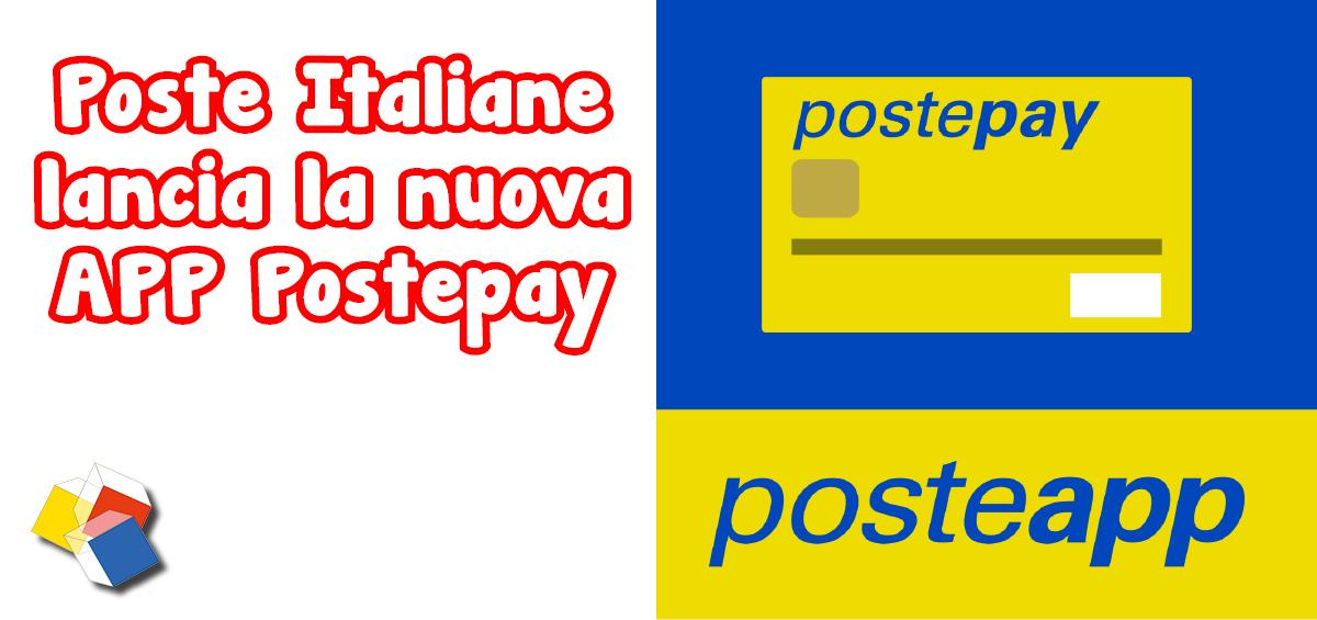 Poste Italiane lancia la nuova app Postepay
