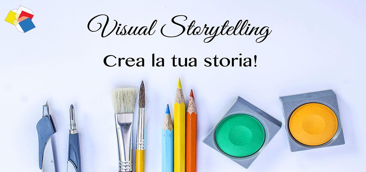 Visual storytelling: perchè farne buon uso