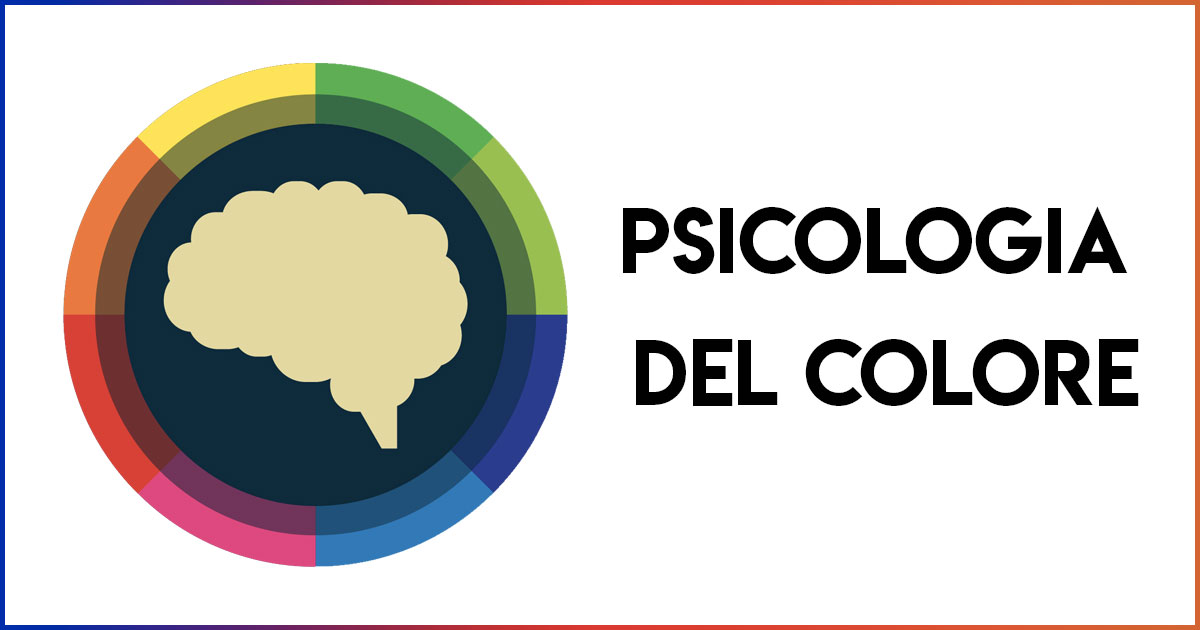 La psicologia del colore nel mondo del marketing