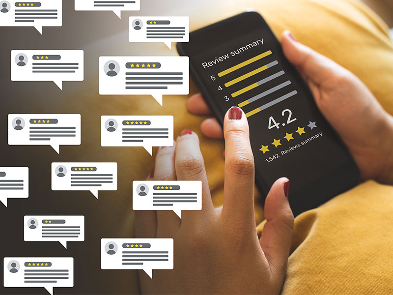 Come aumentare le recensioni dei tuoi clienti