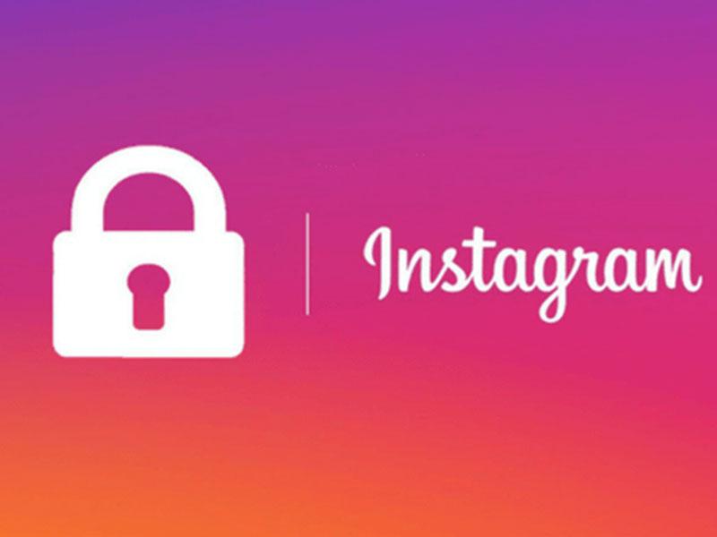 blocco instagram