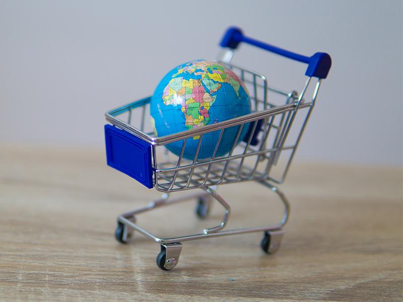 E-commerce multilingua
