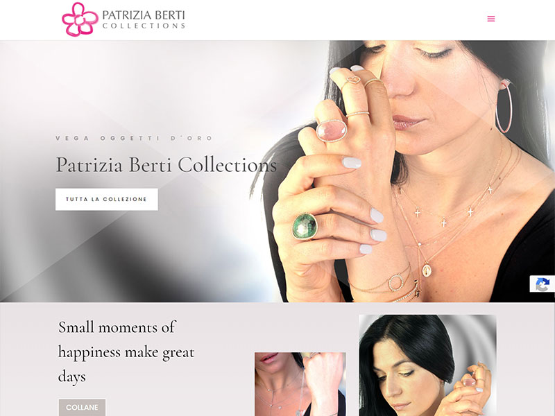 Patrizia Berti Collections