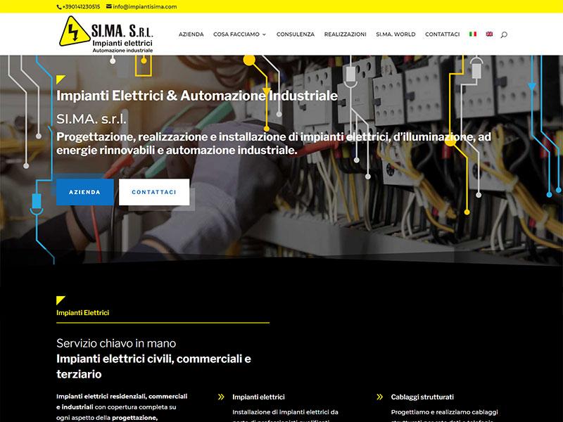 Impianti elettrici SI.MA.