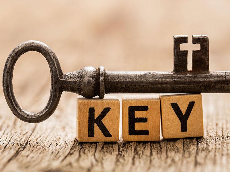 ruolo delle parole chiave
