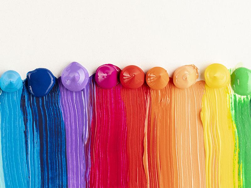 Psicologia dei colori: quale colore è il tuo Brand?